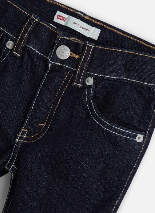 Vêtements Levi's Pantalon NP22067 Bleu vue portées chaussures