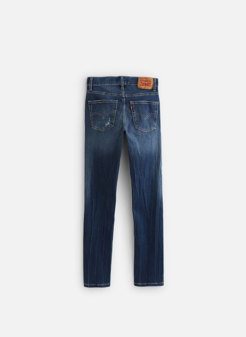 Vêtements Levi's Pantalon NP22147 Bleu vue bas / vue portée sac