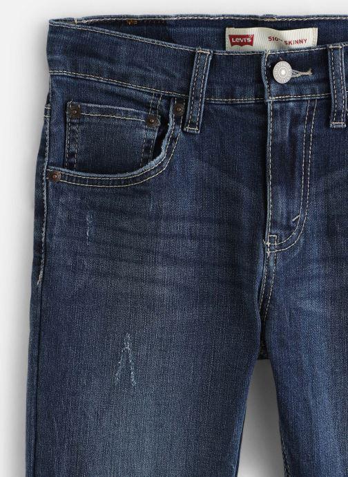 Vêtements Levi's Pantalon NP22147 Bleu vue portées chaussures