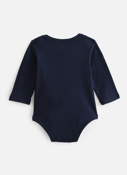 Vêtements Levi's Body NP60004 Bleu vue bas / vue portée sac