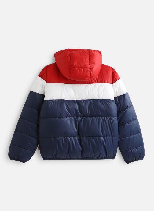 Vêtements Levi's Blouson NP41507 Bleu vue bas / vue portée sac