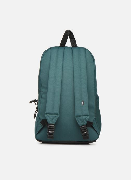 Zaini Vans SNAG BACKPACK Verde immagine frontale