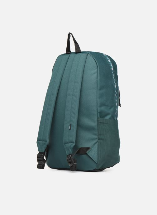 Rucksacks Vans SNAG BACKPACK Green view from the right