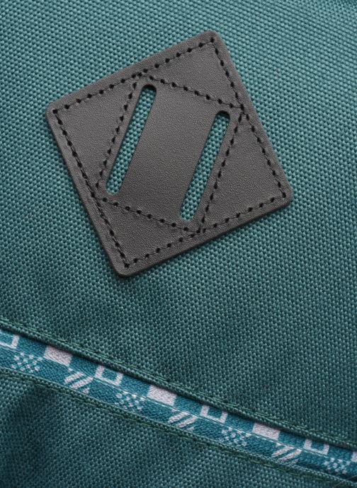 Mochilas Vans SNAG BACKPACK Verde vista lateral izquierda