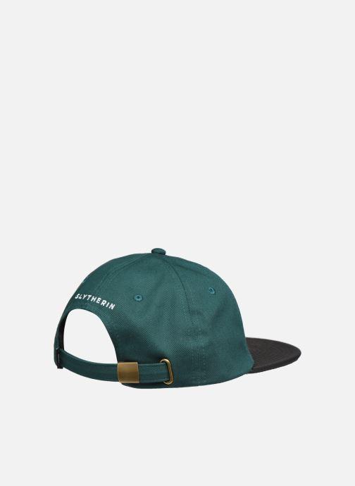Cappellino Vans HARRY POTTER VINTAGE UNSTRUCTURED Verde modello indossato