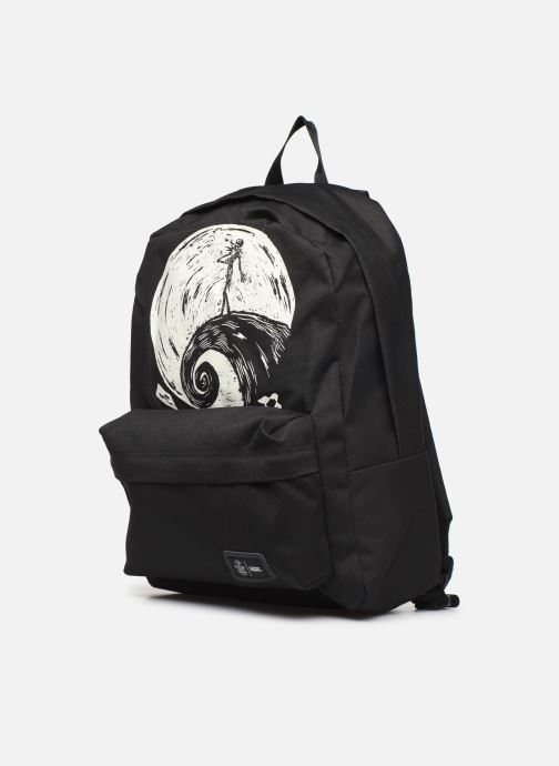 Mochilas Vans MN OLD SKOOL III BACKPACK Negro vista del modelo