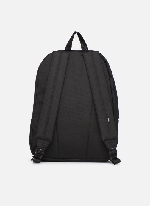 Mochilas Vans MN OLD SKOOL III BACKPACK Negro vista de frente