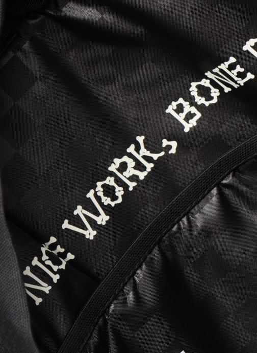 Rucksacks Vans MN OLD SKOOL III BACKPACK Black back view