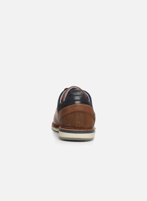 Chaussures à lacets Bullboxer ALBIN Marron vue droite