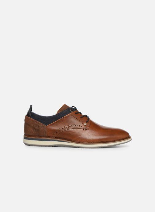 Chaussures à lacets Bullboxer ALBIN Marron vue derrière