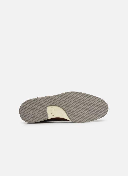 Chaussures à lacets Bullboxer ALBIN Marron vue haut