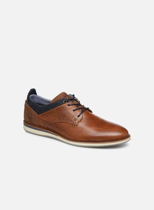 Chaussures à lacets Bullboxer ALBIN Marron vue détail/paire