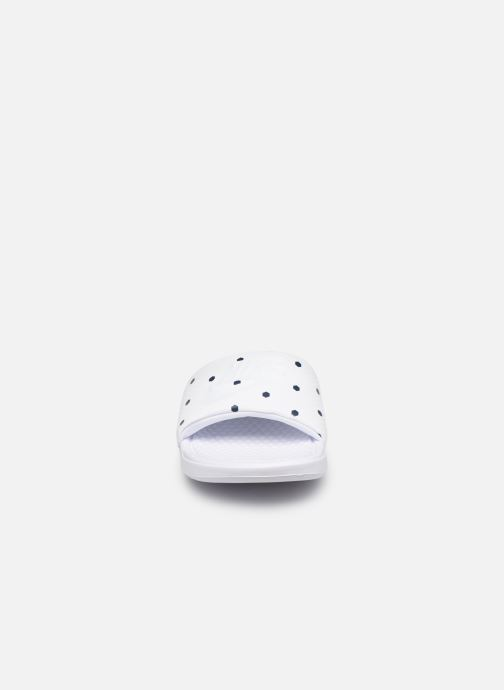 Mules & clogs Nike Benassi White model view