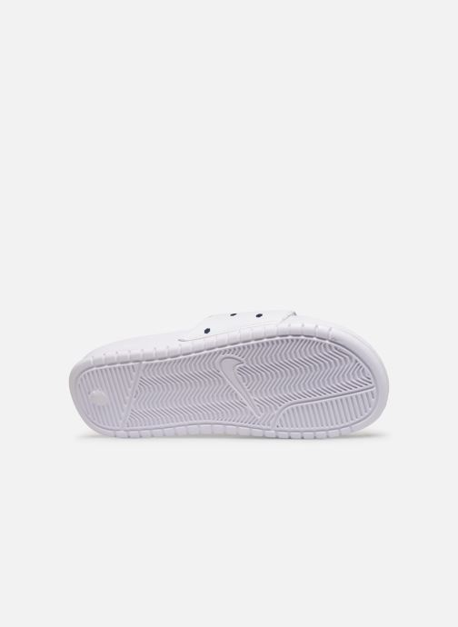 Mules & clogs Nike Benassi White view from above