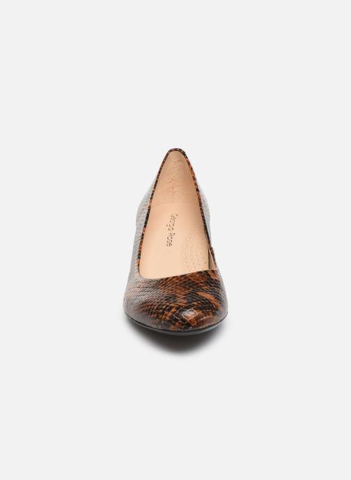 Zapatos de tacón Georgia Rose Wilowa soft Marrón vista del modelo