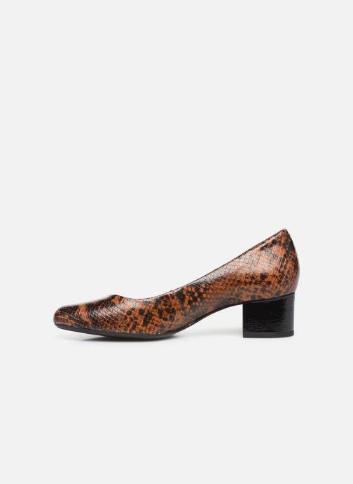 Zapatos de tacón Georgia Rose Wilowa soft Marrón vista de frente