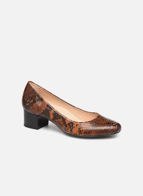 Zapatos de tacón Georgia Rose Wilowa soft Marrón vista de detalle / par