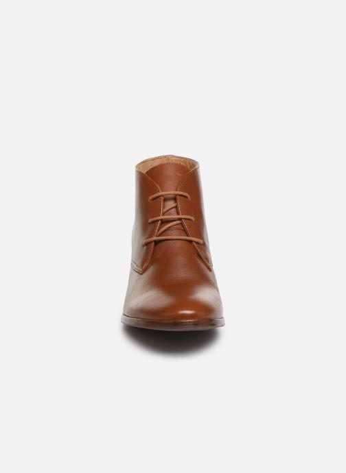 Chaussures à lacets Georgia Rose Walace Soft Marron vue portées chaussures