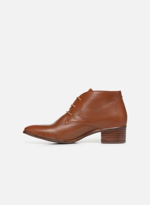 Chaussures à lacets Georgia Rose Walace Soft Marron vue face