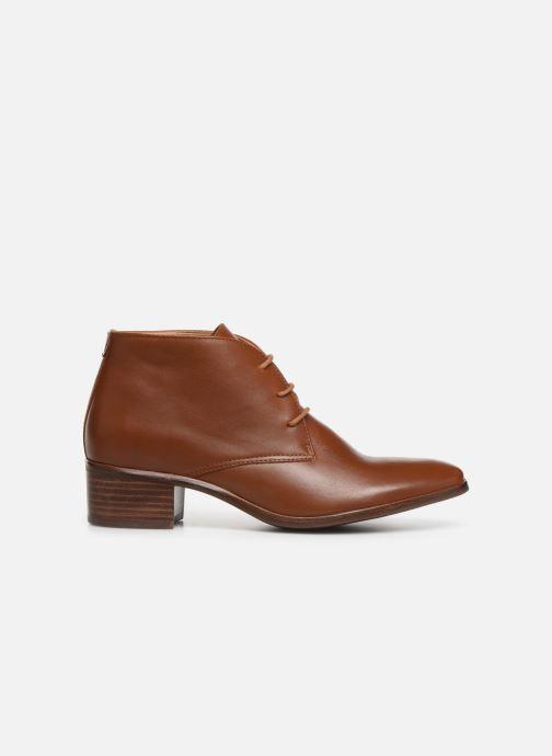 Chaussures à lacets Georgia Rose Walace Soft Marron vue derrière