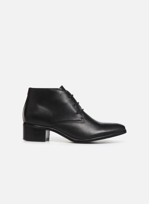 Chaussures à lacets Georgia Rose Walace Soft Noir vue derrière