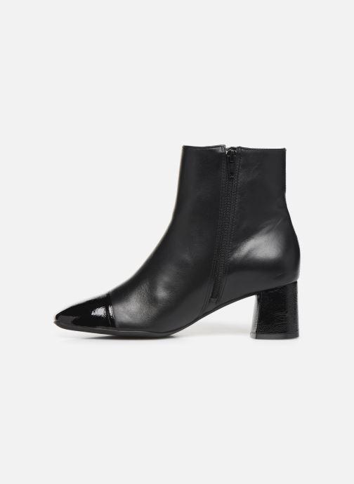 Bottines et boots Georgia Rose Wisquar Noir vue face