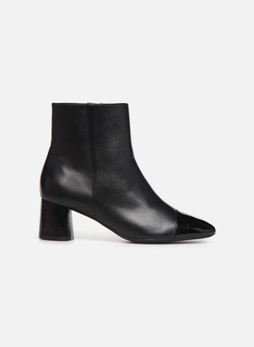 Bottines et boots Georgia Rose Wisquar Noir vue derrière