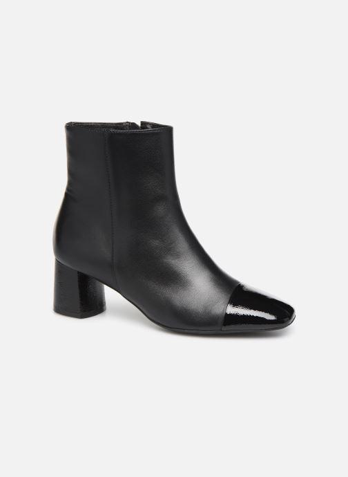 Bottines et boots Georgia Rose Wisquar Noir vue détail/paire