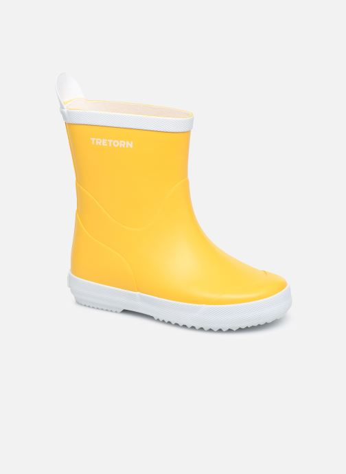 Boots & wellies Tretorn Wings Kid Yellow detailed view/ Pair view