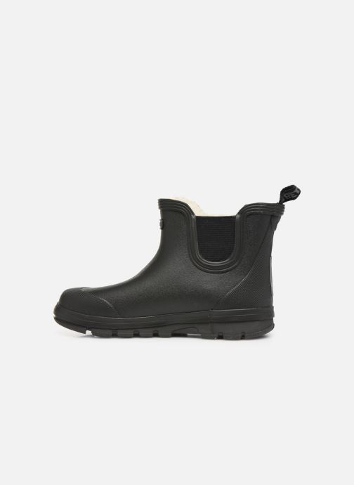 Stiefel Tretorn Aktiv Chelsea Winter schwarz ansicht von vorne