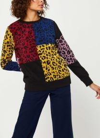 Pull - WYLD Tangle Crew Leopard Patchwork