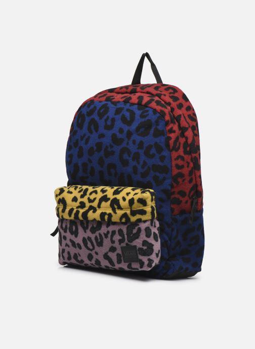 Sacs à dos Vans Deana III Backpack Multicolore vue portées chaussures