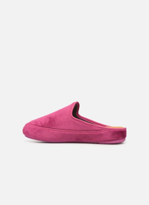 Chaussons Scholl Maddy C Rose vue face
