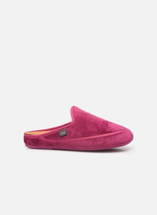 Chaussons Scholl Maddy C Rose vue derrière