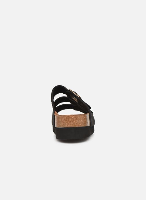 Mules & clogs Scholl Rio Ad C Black view from the right
