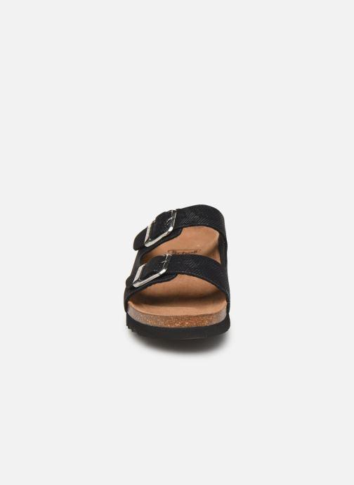 Mules et sabots Scholl Malaren C Noir vue portées chaussures