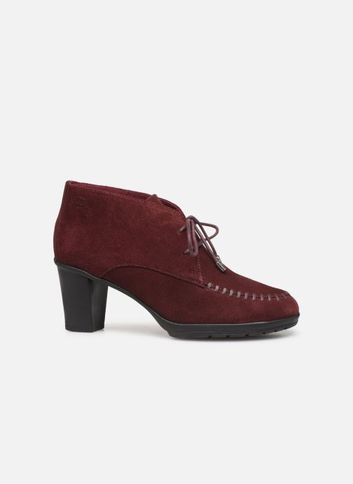 Ankle boots Scholl Issenia 2.0 C Burgundy back view