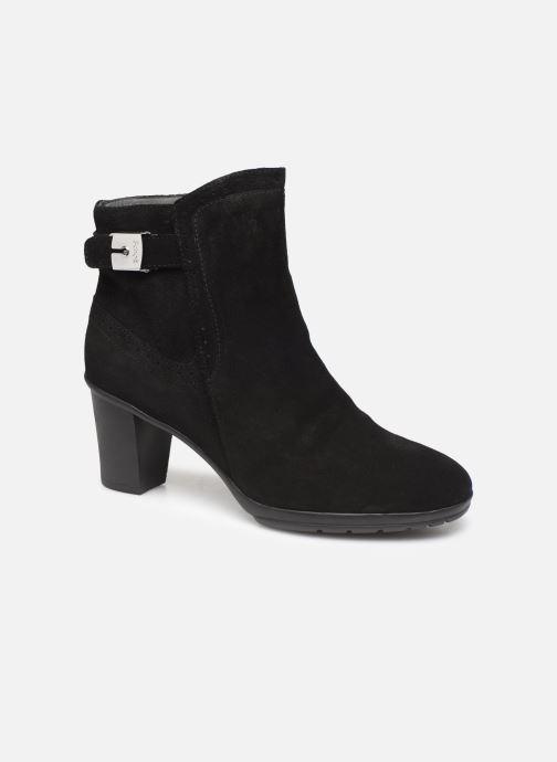Bottines et boots Scholl Ribame 2.0 C Noir vue détail/paire