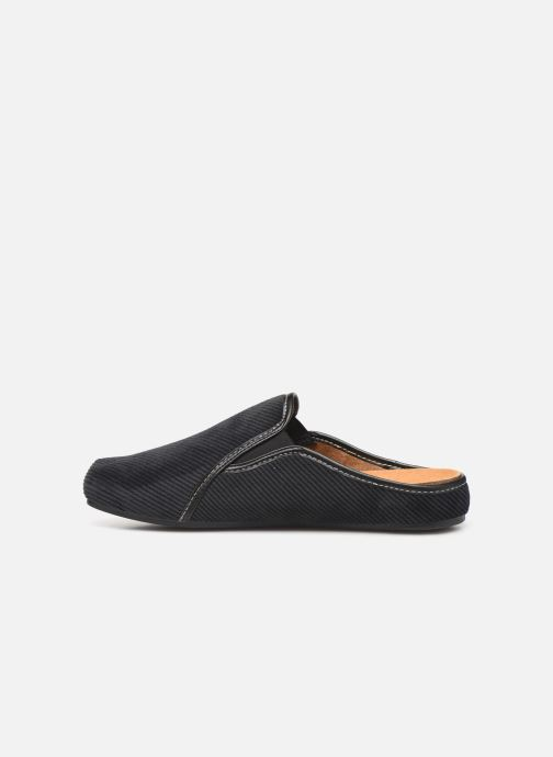 Slippers Scholl Felce C Black front view