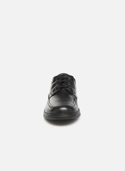 Schnürschuhe Scholl Fedro Laces C schwarz schuhe getragen