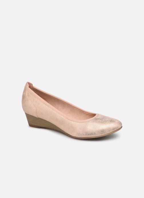 Høje hæle Tamaris 22304 Pink detaljeret billede af skoene
