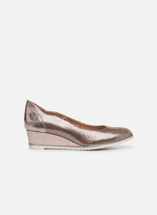 Zapatos de tacón Tamaris 22306 Rosa vistra trasera
