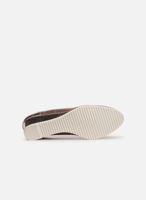 Zapatos de tacón Tamaris 22306 Rosa vista de arriba