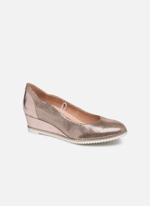 Zapatos de tacón Tamaris 22306 Rosa vista de detalle / par