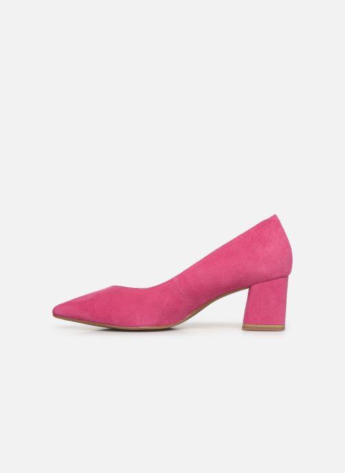 High heels Tamaris 22413 Pink front view