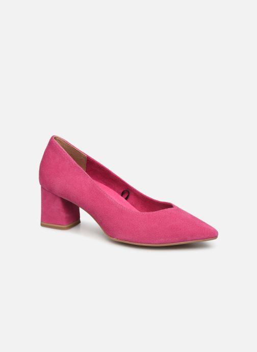 High heels Tamaris 22413 Pink detailed view/ Pair view