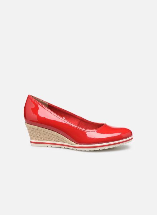 Zapatos de tacón Tamaris 22441 Rojo vistra trasera