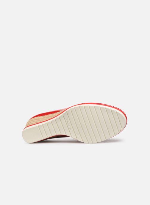 Zapatos de tacón Tamaris 22441 Rojo vista de arriba