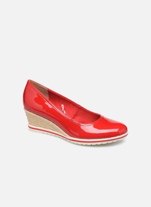 Zapatos de tacón Tamaris 22441 Rojo vista de detalle / par