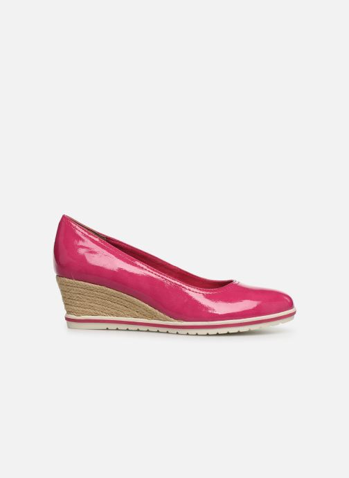 Zapatos de tacón Tamaris 22441 Rosa vistra trasera
